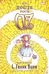 Le magicien d'Oz (Shanower/Young) -5- En route pour Oz