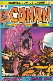 Conan the Barbarian Vol 1 (Marvel - 1970) -19- Hawks from the sea