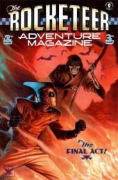 Rocketeer Adventure Magazine (The) (1988) -3- Death stalks the midway!