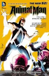 Animal Man (2011) -INT05- Evolve or Die