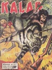 Kalar -107- Le chasseur d'ombres