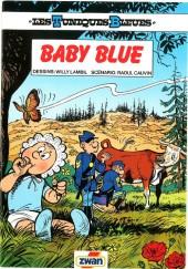 Les tuniques Bleues -24Pub- Baby Blue