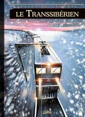 Trains de légende -3- Le Transsibérien