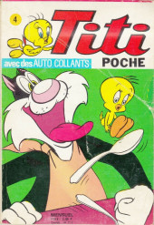 Titi (Poche) -4- Attila... fléau des rats !