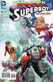 Superboy (2011 - 2) -14- The Face of H'el