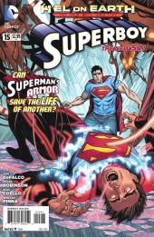 Superboy (2011 - 2) -15- Shattered Steel !