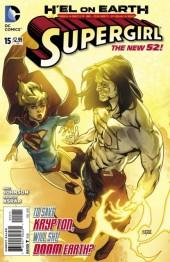 Supergirl (2011) -15- Into Kandor