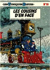 Les tuniques Bleues -23a1988- Les Cousins d'en face
