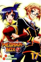 Medaka-Box -17- Volume 17