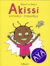 Akissi -INT- Histoires pimentées
