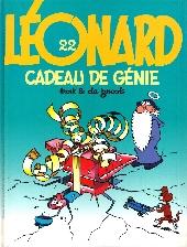 Léonard -22- Cadeau de génie