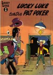 Lucky Luke -5b82- Lucky Luke contre Pat Poker
