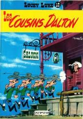 Lucky Luke -12b84- Les Cousins Dalton