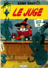 Lucky Luke -13b1972- Le Juge