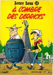 Lucky Luke -18b83- A l'Ombre des Derricks