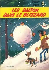 Lucky Luke -22a81- Les Dalton dans le Blizzard