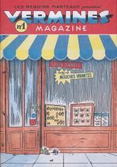 Vermines -HS1- Vermines magazine n°1