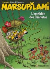 Marsupilami -17Ind- L'orchidée des chahutas