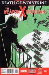 Death of Wolverine: The Weapon X Program (2015) -4- Analysis
