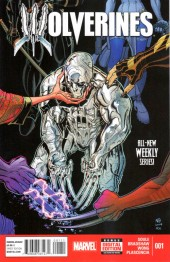 Wolverines (2015) -1- Issue 1