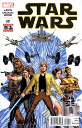 Star Wars (2015) -1- Book 1 Skywalker Strikes