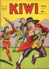 Kiwi -25- L'ennemi invisible
