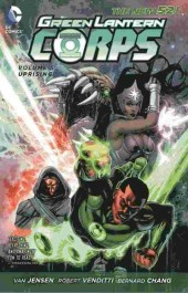 Green Lantern Corps (2011) -INT05- Uprising