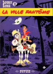 Lucky Luke -25a68- La ville fantôme