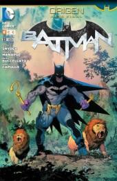 Batman (en espagnol) -33- Origen. Acto Final