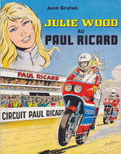 Julie Wood -Pub- Julie Wood au Paul Ricard