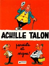 Achille Talon -3c83- Achille Talon persiste et signe !