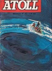 Atoll -42- Archie : le démon des eaux