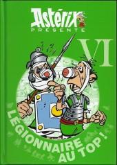 Astérix (Publicitaire) -Quic6- Légionnaire au top !