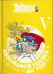 Astérix (Publicitaire) -Quic5- Assurancetourix au top !