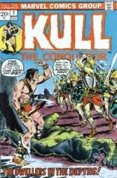 Kull the Conqueror (1971) -7- Delcardes' cat
