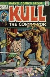 Kull the Conqueror (1971) -8- Wolfshead