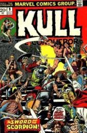 Kull the Conqueror (1971) -9- The scorpion god!