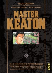 Master Keaton (Édition Deluxe) -9- Volume 09
