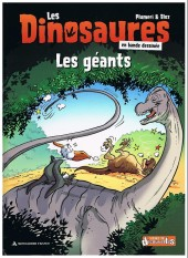 Les dinosaures en bande dessinée -HS- Les géants