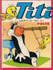 Titi (Poche) -Rec29- Album N°29 (du n°91 au n°92)