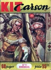 Kit Carson -97- Le maître de la rivière