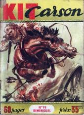 Kit Carson -98- Le rapace