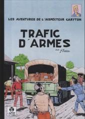 Inspecteur Caryton (Les aventures de l') -7- Trafic d'armes
