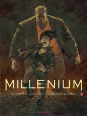 Millénium -5- La reine dans le palais des courants d'air - Première partie