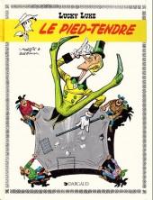 Lucky Luke -33d83'- Le Pied-Tendre