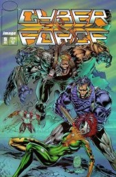 Cyberforce (1993) -9- S.H.O.C. Treatment
