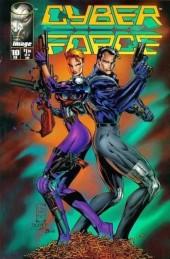 Cyberforce (Image Comics - 1993) -10- S.H.O.C. Waves