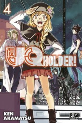 UQ Holder ! -4- Tome 4