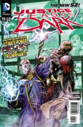 Justice League Dark (2011) -11- The Black Room, Part Three