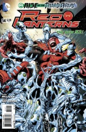 Red Lanterns (2011) -14- Home is Where the Heart is